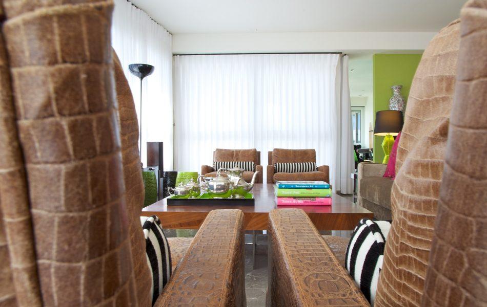 דירה במגדל YOO - חדר מגורים, פרט