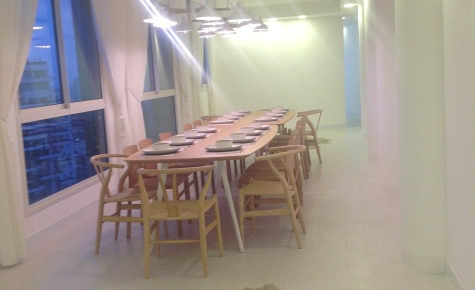 דירה בבת-ים - חדר אוכל