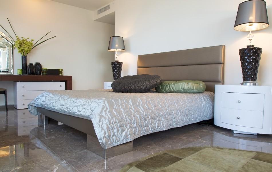 דירה במגדל YOO - חדר שינה, מראה כללי