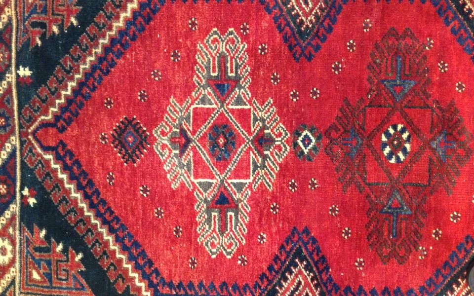 דירה בצפון תל-אביב - שטיח