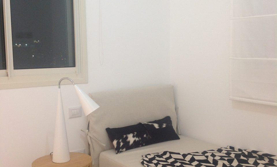 דירה בבת-ים - חדר אורחים