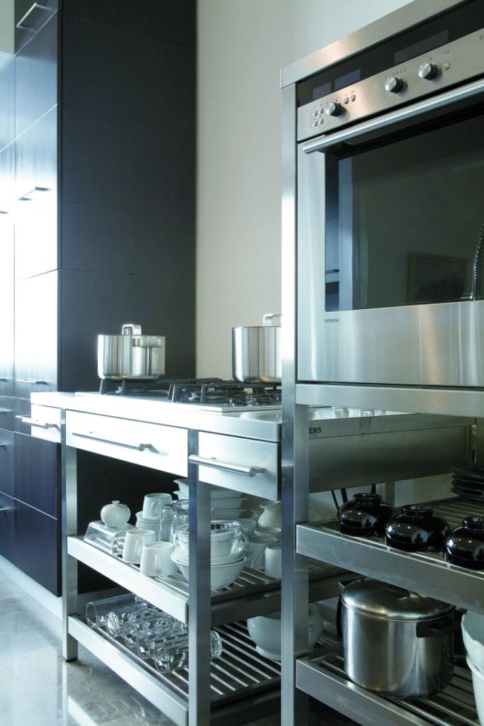 דירה במרכז תל-אביב - מטבח