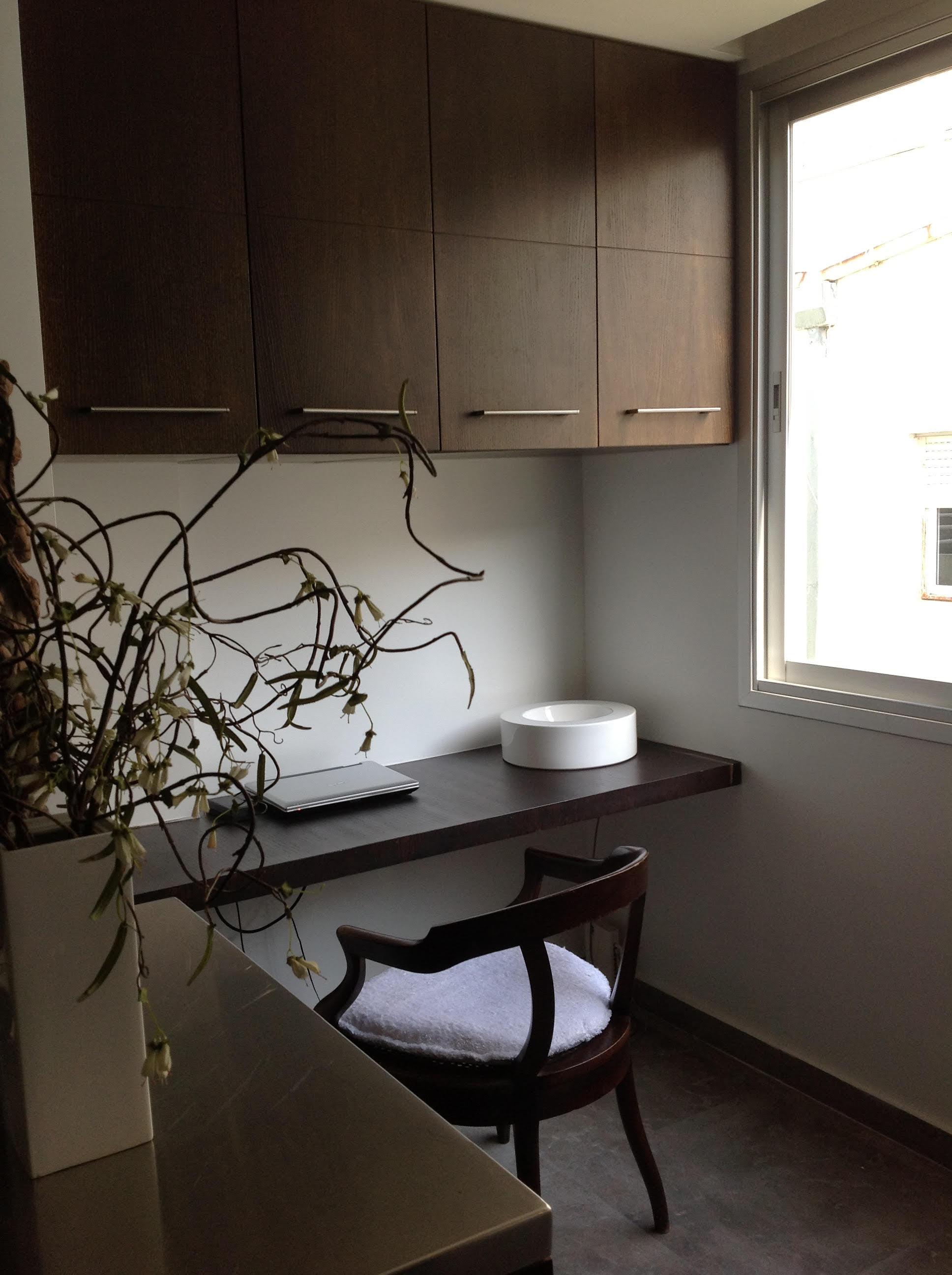 דירה במרכז תל-אביב - פינת עבודה