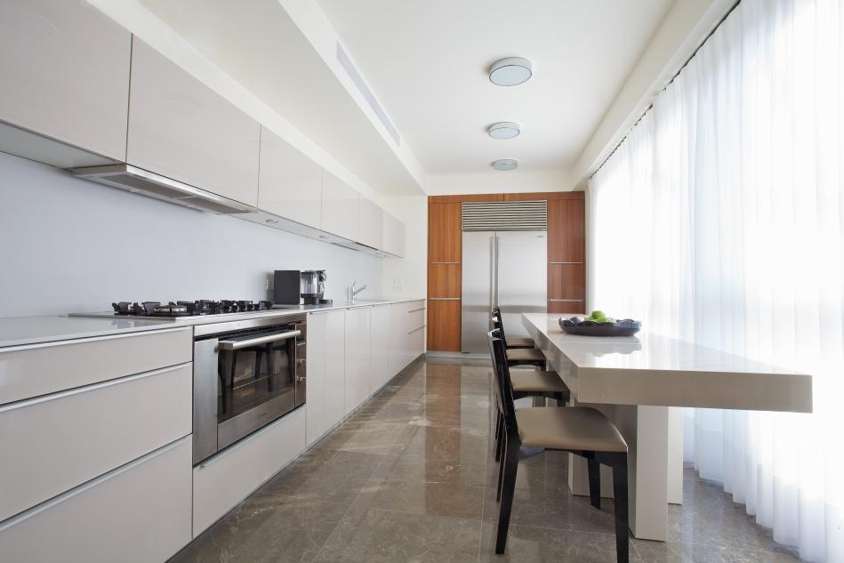 דירה במגדל YOO – מטבח