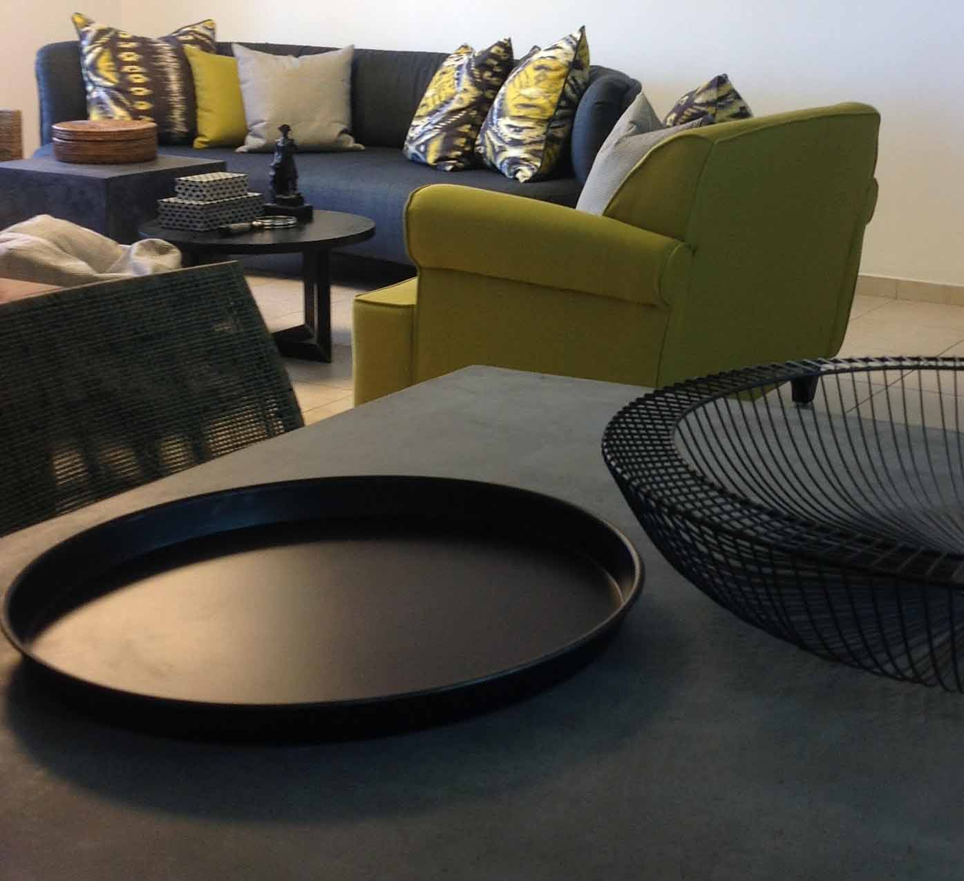 דירה בגבעתיים – מבט מפינת האוכל